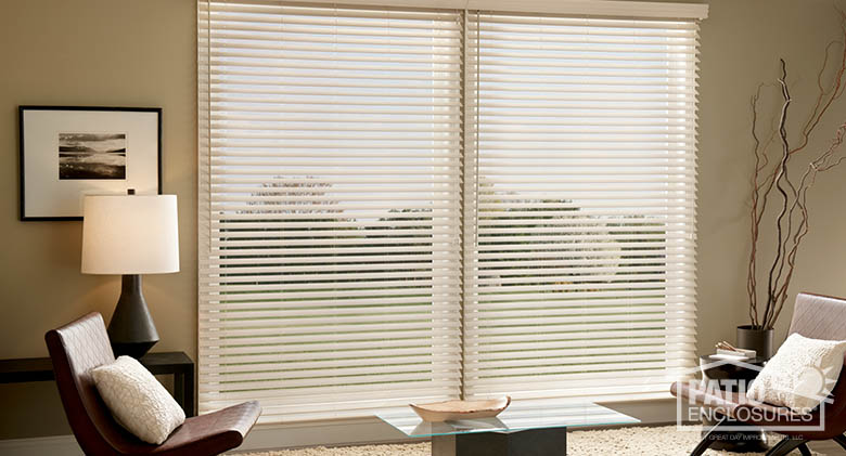 2 inch composite blinds