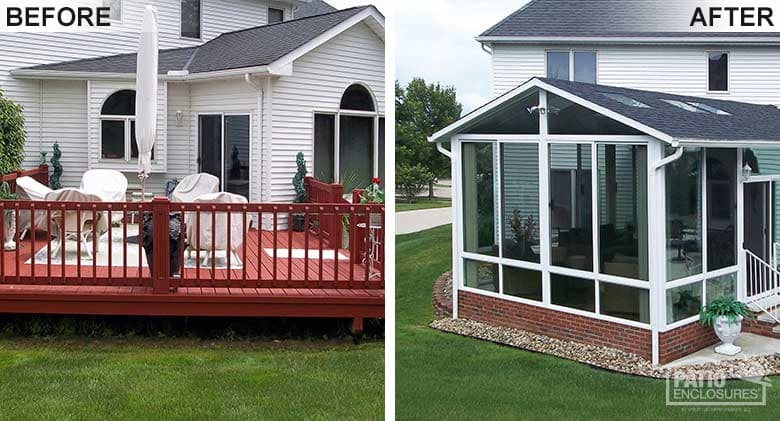Sunroom Cost Photo Gallery