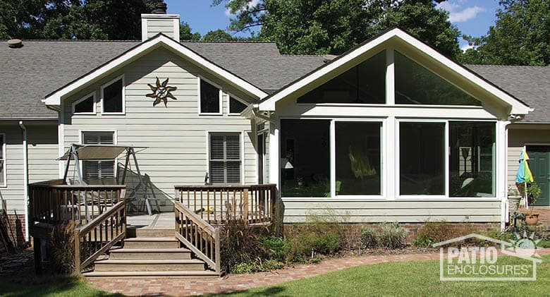 Sunroom vs. Room Addition - -