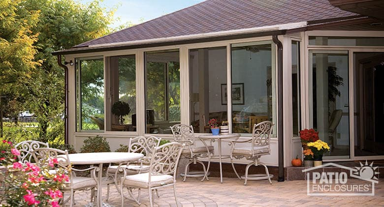 Choose the best sunroom for you types of sunrooms for 4 season sunrooms