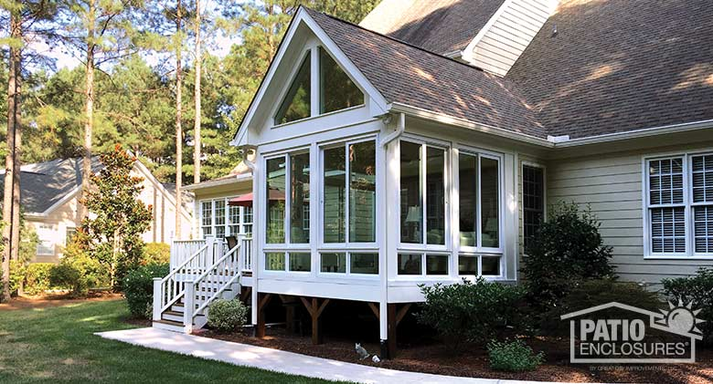 Four season room addition pictures ideas patio enclosures for Four season porch plans