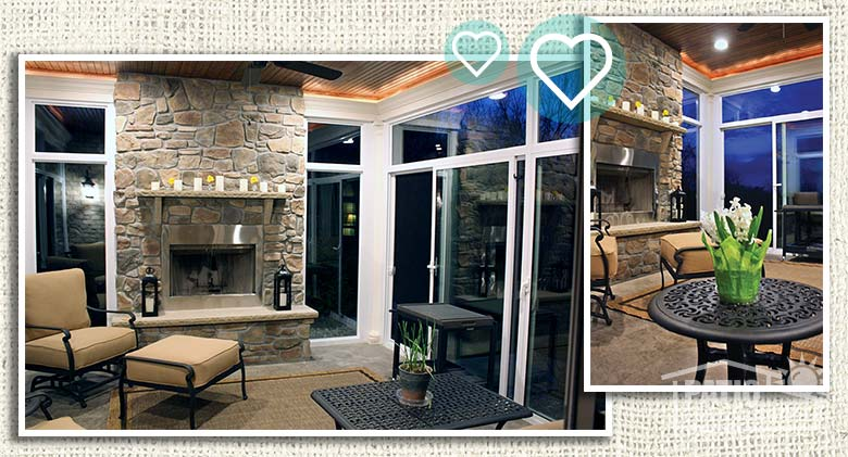 Elite Three Season Room with Insulated Glass — Mars, PA