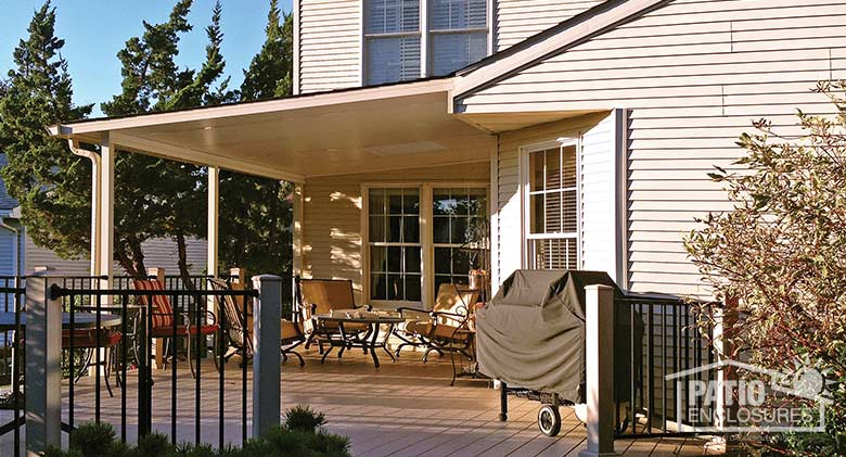 Superb Sanstone Porch Cover