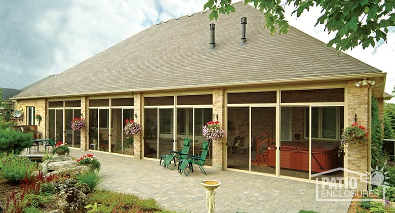 Screened Porch And Patio Ideas : Screen room screened in porch designs pictures patio