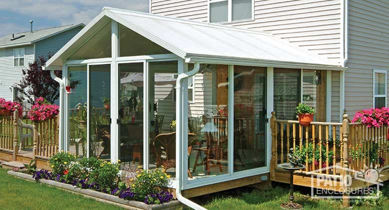 How To Build Your Own Sunroom With A Sunroom Kit