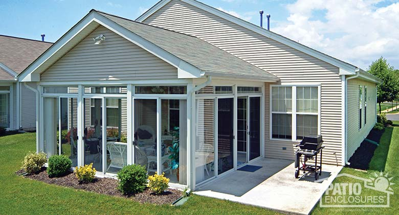 Patio Room Ideas three season sunroom addition pictures & ideas | patio enclosures