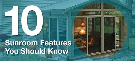 10 Sunroom Terms You Should Know