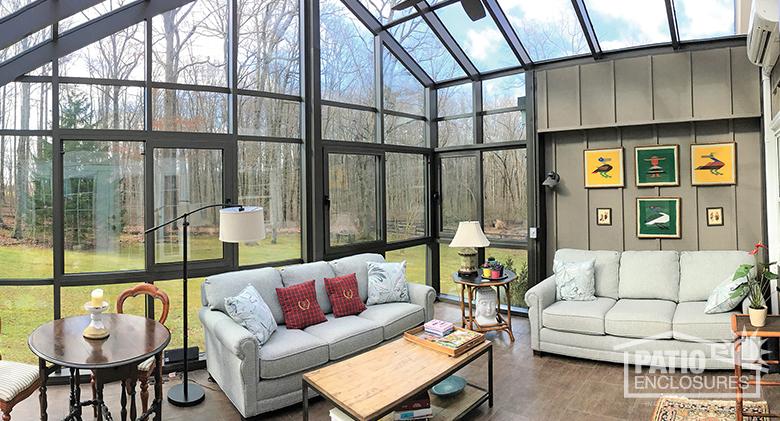 Sunroom And Porch Furniture Ideas