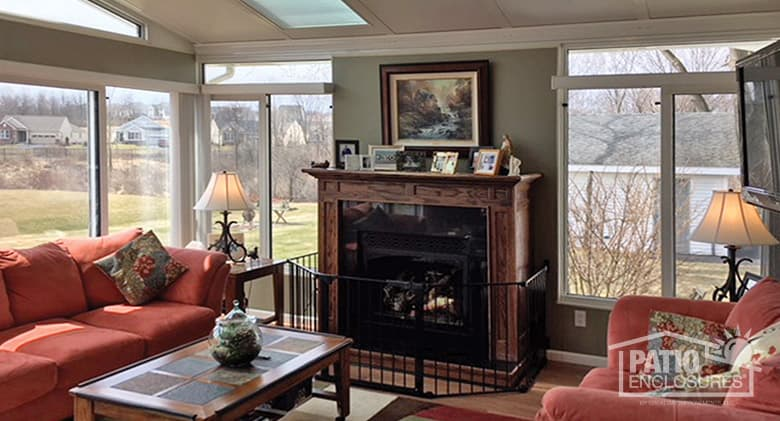 How To Heat A Sunroom In The Cold Winter Months