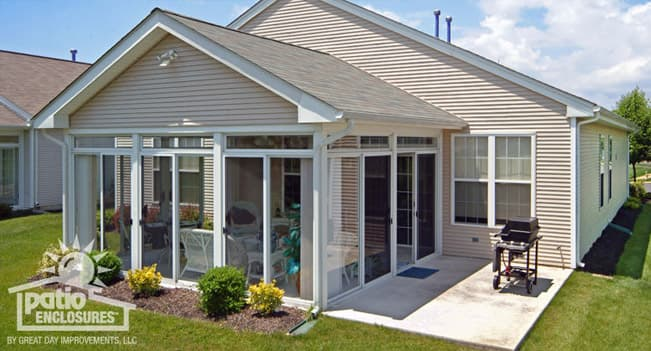 Room additions for manufactured homes for Room additions to house
