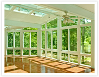 Benefits of Natural Light; Patio Enclosures Sunroom