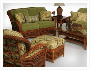 Rattan Sunroom Furniture. See How Easy Wicker Furniture Repair ... Part 96