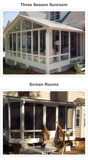 Room additions for manufactured homes for Modular sunroom
