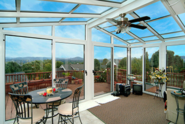 Sunrooms With Glass Roofs Photos Design Ideas