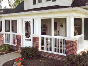 Screened-in Porch/Patio Photo
