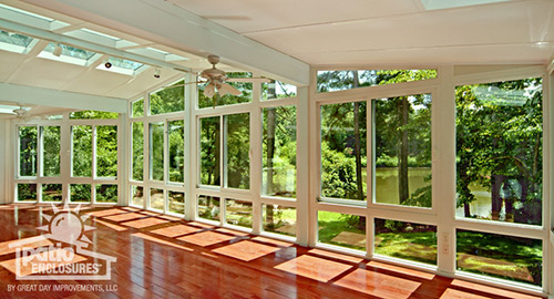 Sunroom Windows Options amp Ideas