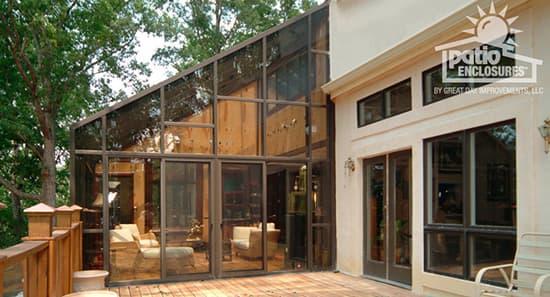 Solarium With Deck