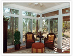 sunroom window options