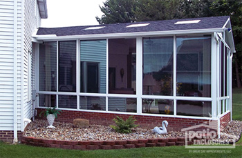 Three season rooms cleveland home additions - Types sunrooms advantages ...