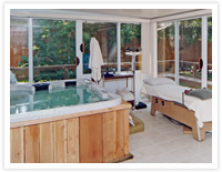Patio Enclosures Sunroom Spa