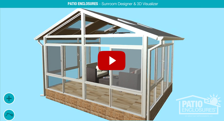 Patio Enclosures Launches New 3D and Augmented Reality