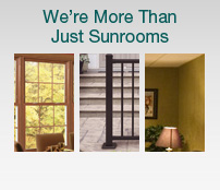 Patio Enclosures - more than just sunrooms