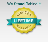 Patio Enclosures Limited Lifetime Warranty