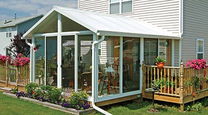 sunroom kit photos - Enclosed Outdoor Patio Ideas