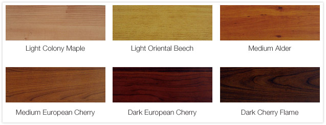 types of wood finishing 1