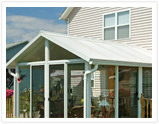 Gable Roof Sunroom Kit