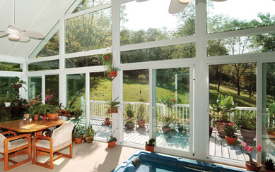 Sunroom glass what you need to know for All season rooms