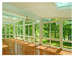 Superior Sunroom Glass Picture