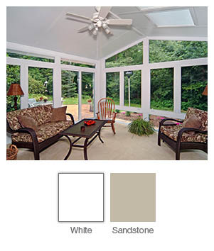 Vinyl Sunroom Picture