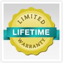 Patio Enclosures Lifetime Warranty