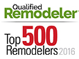 Qualified Remodeler's Top 500 list of 2016