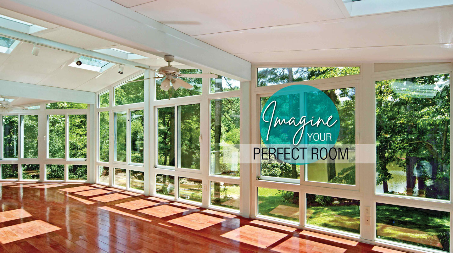 Sunrooms, Three Season Rooms, Solariums, Screen Rooms & Patio Rooms ...