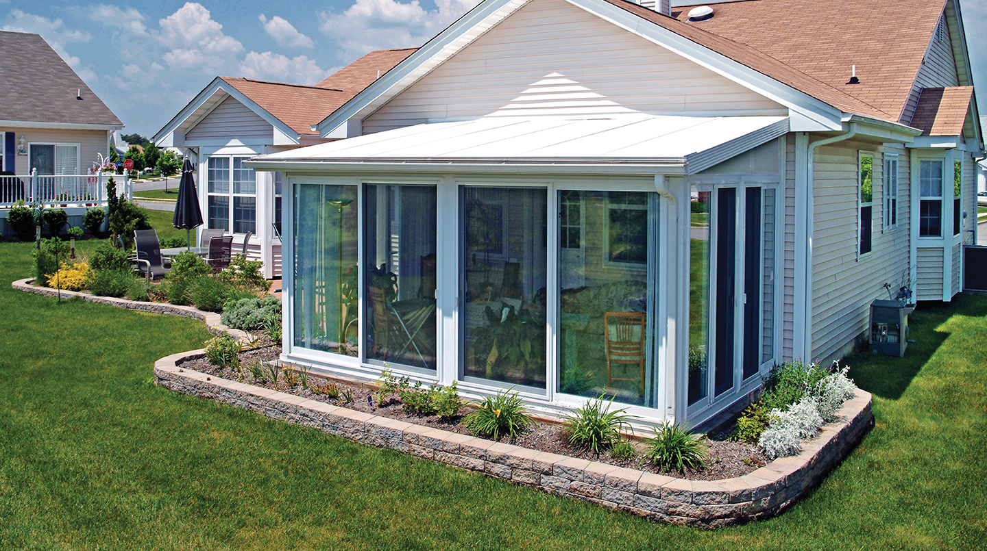 Sunroom Kit Options Easyroom Diy Sunrooms Patio Enclosures