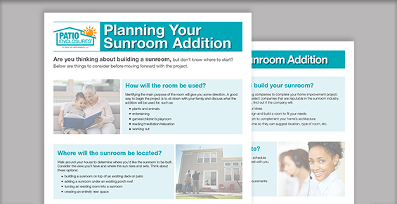 Planning Your Sunroom Addition Download