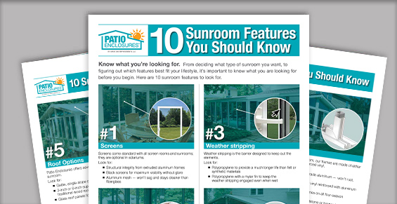 10 Sunroom Features You Should Know Download