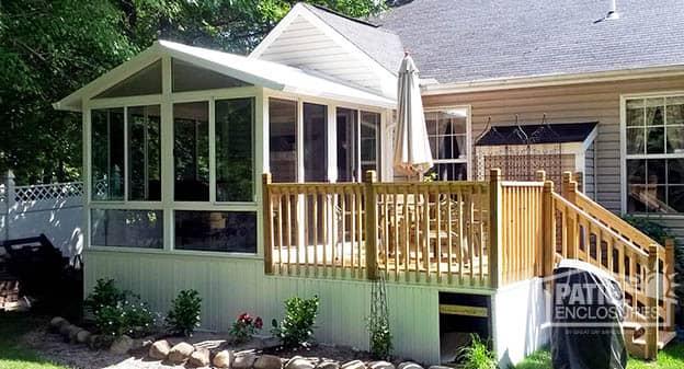 Cleveland Responsive Web Design Patio Enclosures: Cleveland 3 Season Room - Home Addition
