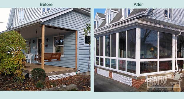 Cleveland Sunrooms & Screen Rooms | Patio Enclosures