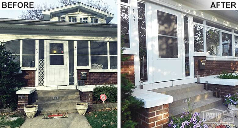 Sunrooms Solariums And Screen Rooms Indianapolis Patio