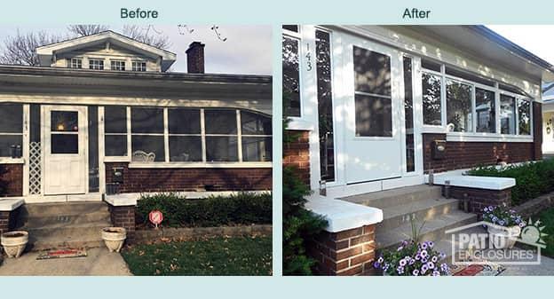 Sunrooms, Solariums and Screen Rooms Indianapolis | Patio Enclosures