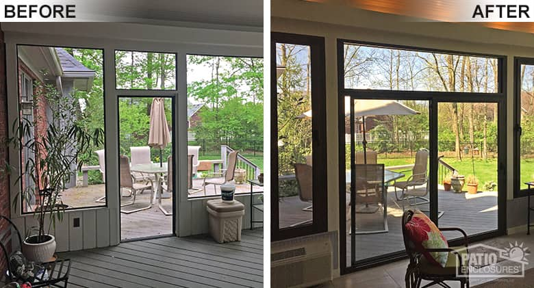 Louisville All Season Sunroom 1