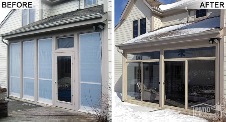 milwaukee Home Addition - march 2015