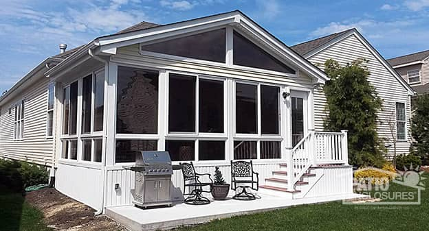 Roof Design Ideas: Sunrooms, Solariums And Screen Rooms Philadelphia