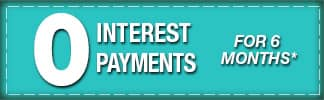 0 Interest Payments for 12 Months