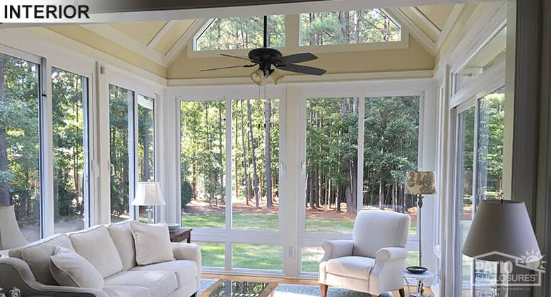 Raleigh Screened-in Porch 6