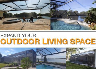 Screen Rooms Pool Enclosures And Roofed Patios Tampa