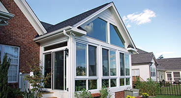 Four Season Vinyl Sunroom Roof Options Wood